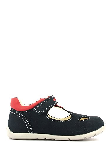 Geox , Mädchen Sneaker Navy/Red