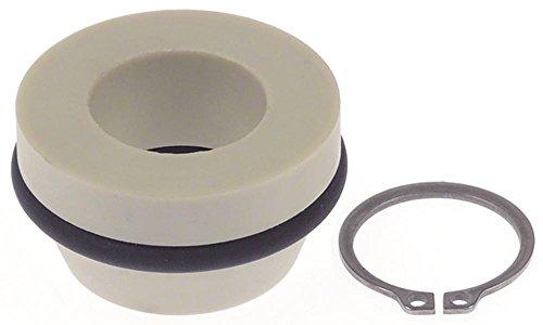 ORIGINAL Ventil Ablaufventil Wärmetauscher Spülmaschine Bosch Siemens 611316