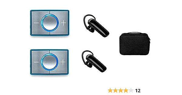 Ceecoach 2 Bluetooth Duo Bluetooth Türkis Inkl Elektronik