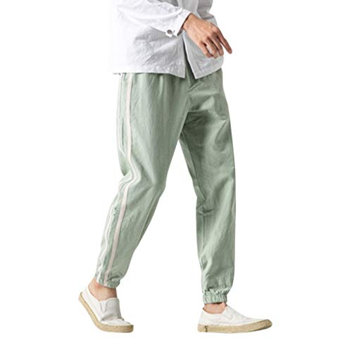 BoyYang Herren Chino Hose - Modell Slim fit - Chinohose Casual mit Stretch