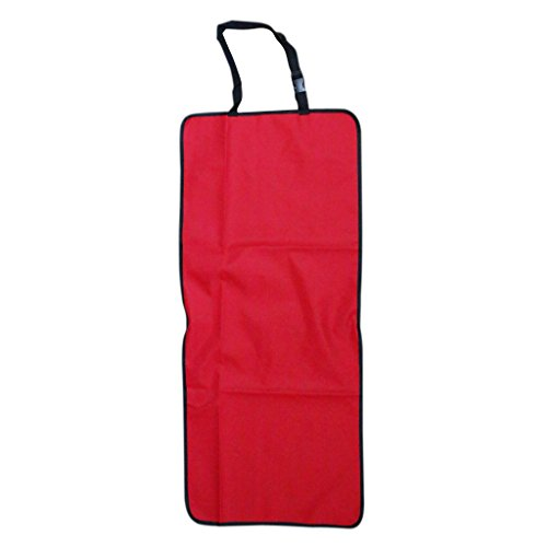 Segolike Waterproof Oxford Pet Dog Cat Car Front Seat Cover Protector Mat Blanket Travel - red