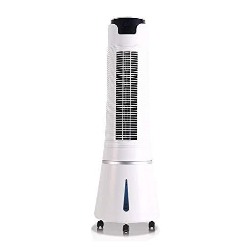ZXIU Haushaltsklimaanlage Intelligente Fernbedienung Wasserturm Negativ-Ionen-Reinigungsluft Advanced Electric Fan