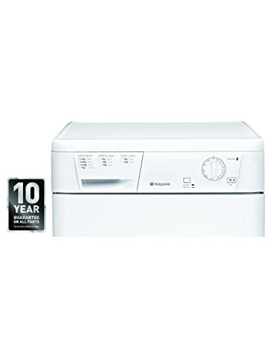Hotpoint FETC70CP 7kg Freestanding Condenser Tumble Dryer Polar White