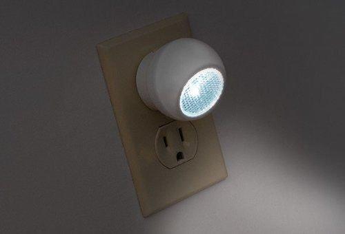 360° Rotating LED Night light Auto Sensor Smart lighting Control...