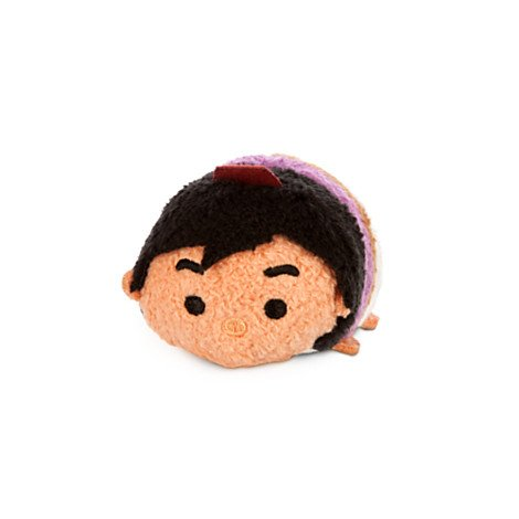 Disney Store Mini 3,5 (S) Tsum Tsum Aladdin-Poupée et Mini-Poupée-Peluche (Aladdin Collection)