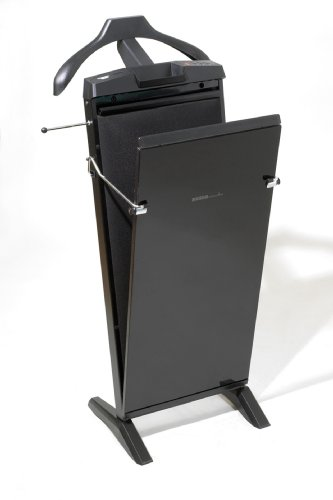 Corby Executive Black Trouser Press, High Gloss Finish