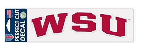 Wincraft NCAA Washington, State University Cougars, 7,6 x 25,4 cm (University Cougars State Washington)