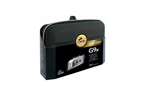 Cardo Scala Rider G9X - Citofono singolo con sistema
