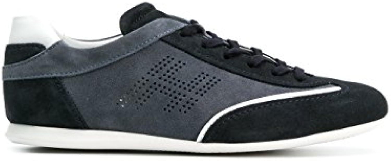 Hogan Sneakers Uomo Olympia Mod. HXM0520G752I7O697U Blu