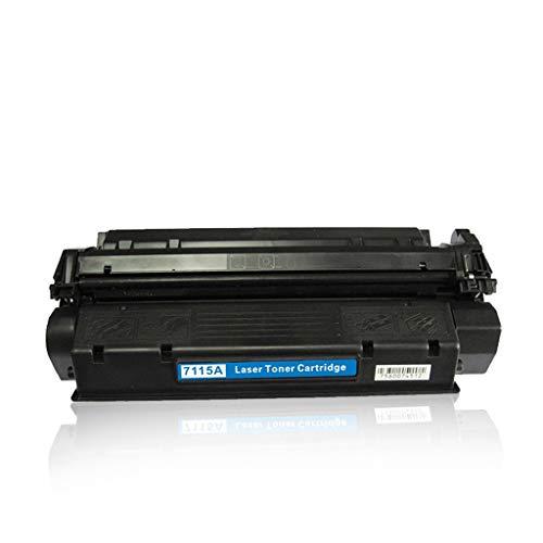 TONERDOU Geeignet für HP LaserJet 1000 HP C7115A-kompatible Tonerpatronen Geeignet für HP1200 / 1200N / 1200SE / 1220 / 122OSE / MFP / 3300MFP-Drucker, die mit Tonerpatronen kompatibel sind, schwarz B - 3300mfp Drucker