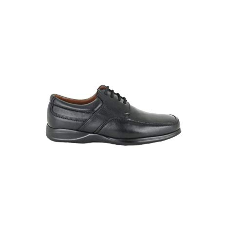 Baerchi - Zapatos Blucher Camarero Profesional - Negro