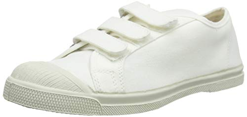 Bensimon Tennis Scratch Baskets - Femme - Blanc (Blanc 0101) - 37 EU
