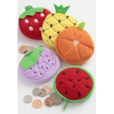 childrens-small-fruit-plush-fabric-zip-purse-5-designs-1-chosen-at-random