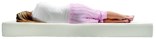 Memory Foam Topper Mattress Cover For Double Bed