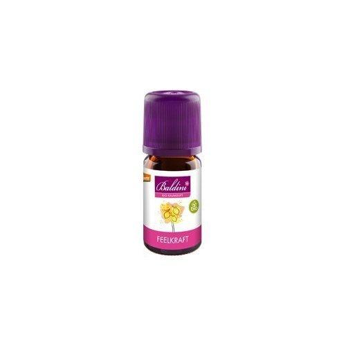 Baldini Feelkraft Naturduft, ätherische Öle mit Lemongrass und Limette, 1er Pack, (1 x 5 ml)