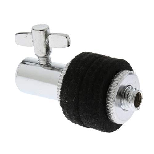 Einstellbarer 6mm Hi Hat Stand Becken Clutch Clamp Halter Für Percussion Parts -