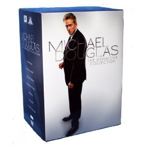 Michael Douglas The Definitive Collection - 7 DVD Set The War of the Roses / Wall Street / The Sentinel / Romancing The Stone / Jewel of the Nile / Don't Say a Word / A Chorus Line (Chorus Line A)