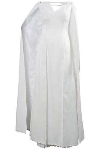 Huiyemy Got Game of Thrones Staffel 5 S5 Daenerys Targaryen Cosplay Kostüm Kleid Damen Weiß L (Daenerys Staffel 5 Kostüm)