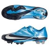Nike Mercurial Vapor V FG - orion blue-metallic silver-obsidian max orange - 41