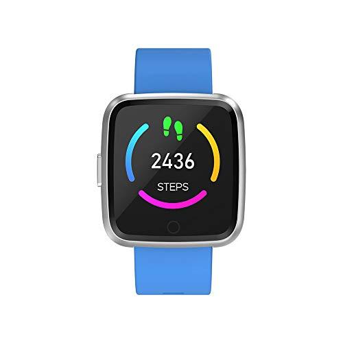 elecfan Fitness Tracker Uhr Watch Herzfrequenzmesser IP 67 Wasserdicht Android Handy Smartwatch