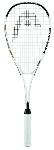 HEAD Nano Ti Spector 2.0 Squash Racket, White