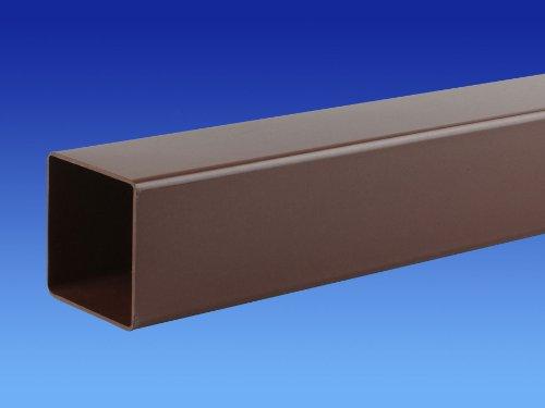 wavin-osma-4t882-brown-61mm-square-downpipe-2-metre