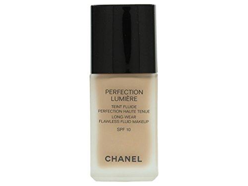 CHANEL Grundierung - Perfection Lumiere Flaw. Fluid Makeup SPF10, 1er Pack (1 x 428 Stück)