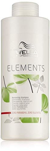 Wella Professionals Elements Renewing Shampoo 1000 ml (Elements Wella Shampoo)