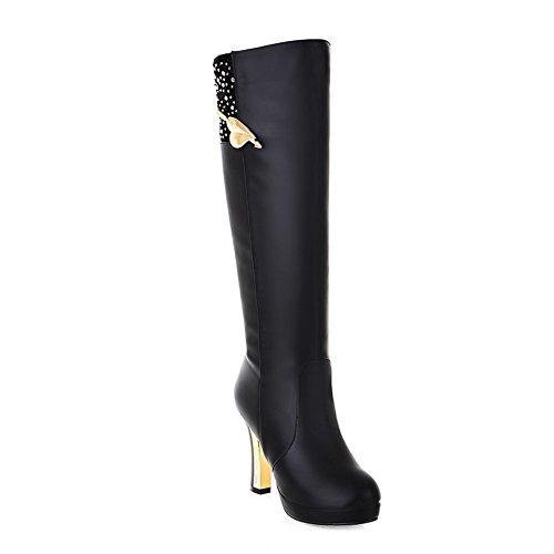 BalaMasa - Stivali da Neve donna Black