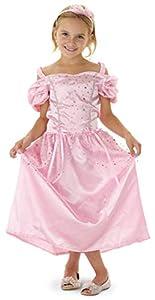 Folat 21822 Traje de fantasía para niños - Trajes de fantasía para niños (Costume, Chica, Rosa, Monótono)