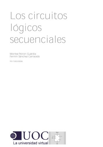 Los circuitos lógicos secuenciales