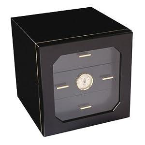 Adorini Humidor Chianti medium Zigarren-Schrank mit eingebautem Haar-Hygrometer