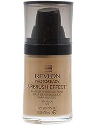 Revlon PhotoReady Airbrush Effect Makeup Nude 4, 1er Pack (1 x 30 g)
