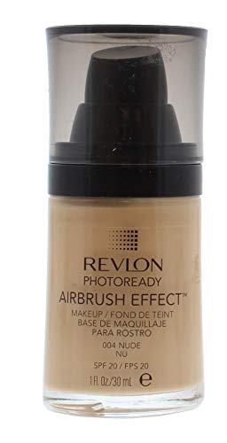 Revlon PhotoReady Airbrush Effect Makeup Nude 4, 1er Pack (1 x 30 g)