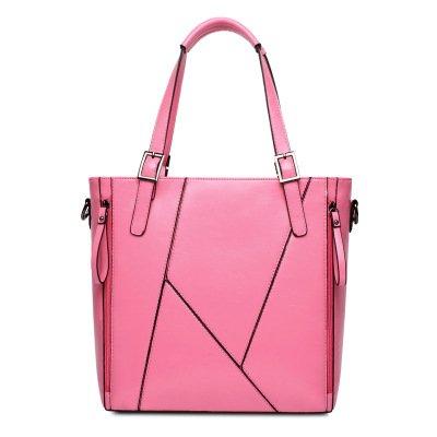 Mefly La nuova Europa Borsetta tracolla borsa Messenger marrone Pink