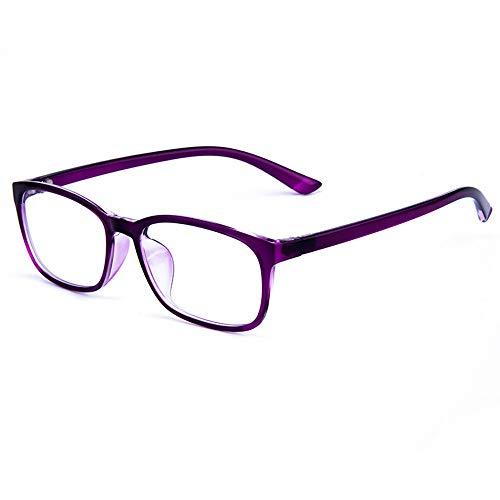 XCYQ Brillengestell Quadratische Kleine Gesichts-Brillengestell-Männer Und Frauen Presbyopische Optische Rahmen, D