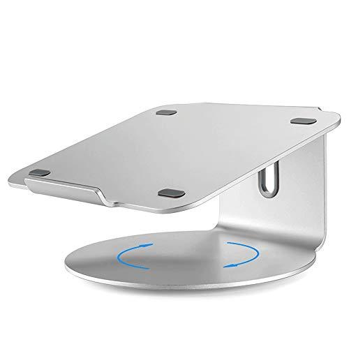 SpLYJ Aluminiumlegierungsnotizbuch-Stand-Desktop-Büro 360 drehender Heizkörper-Computer erhöhte Gestellklammer -