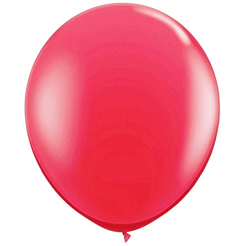 25 x Schaum Clown Nase Kostüm Cosplay Party rot