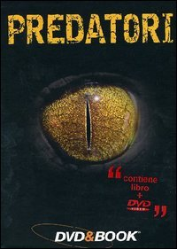 predatori (dvd+libro) ()