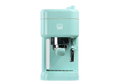 Briel Es 14 Green - Cafetera espresso, 1260 W, color verde