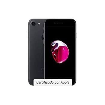 bbe67a8d43f Apple iPhone 7 32GB Negro Mate REACONDICIONADO CPO MÓVIL 4G 4.7'' Retina HD/