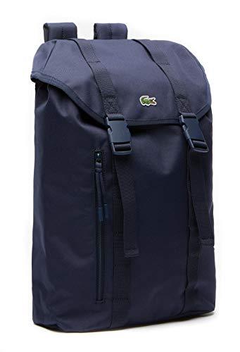 Lacoste Neocroc Flap Backpack Peacoat