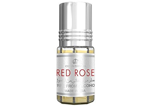 Red Rose Al Rehab 3ml Parfümöl hochwertig orientalisch arabisch oud misk musk