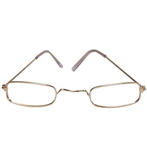 Carnival 5209–Weihnachten Brille aus Metall