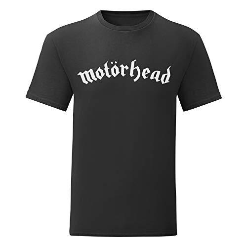 LaMAGLIERIA Camiseta Hombre Motörhead - t-Shirt Rock Metal Band...