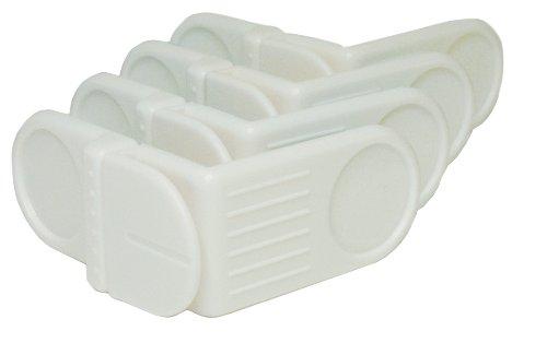 dreambaby-angle-locks-extra-value-pack-of-4-white