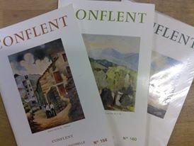 Revue Conflent - Haras en Roussillon (Les) Conflent revue Bimestrielle