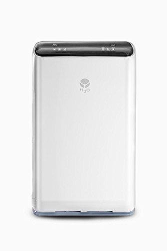 Ooze Air Series H3O VE2 Room Air Purifier (White)