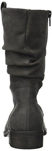 Gabor Ladies Comfort Sport Boots Grigio (30 Antracite (micro))