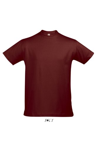 SOL´S Imperial T-Shirt Chili Red